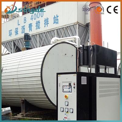 LB4000沥青搅拌站模温机加热案例