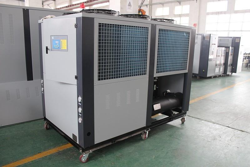 风冷螺杆式冰水机