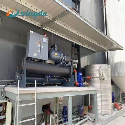 40p螺杆式冷水机