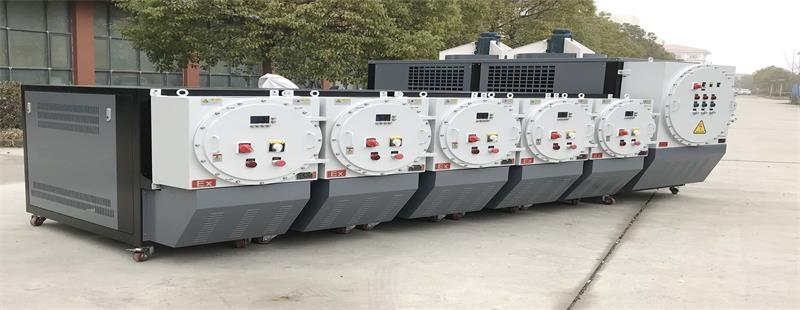 高温压铸模温机能够提高压铸件的内在和表面质量